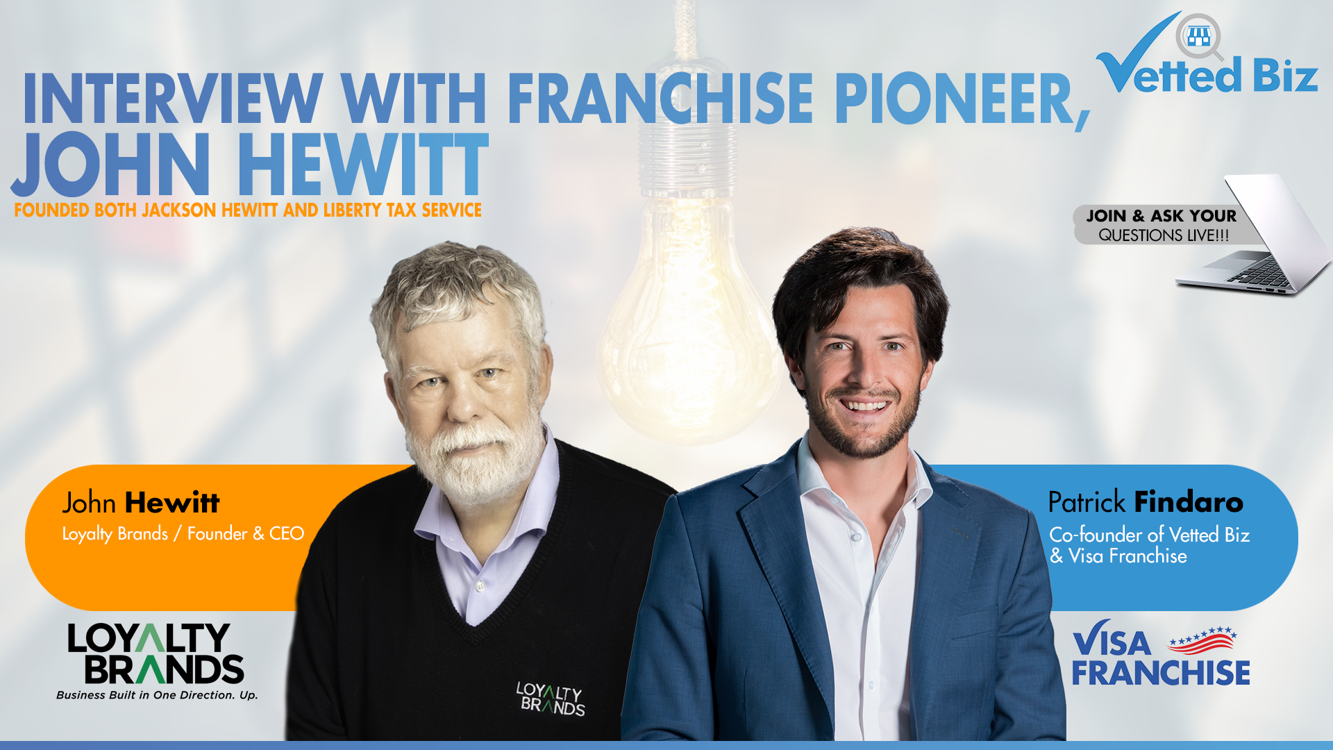 Interview with Franchise Pioneer John Hewitt
